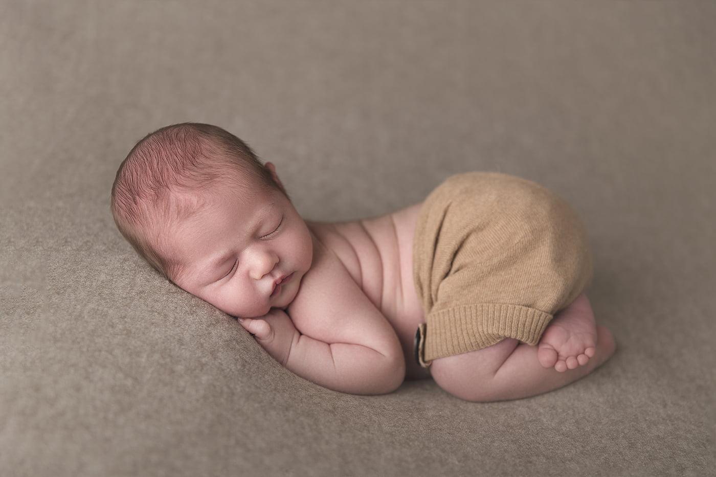 Haris - sesiune foto nou nascut