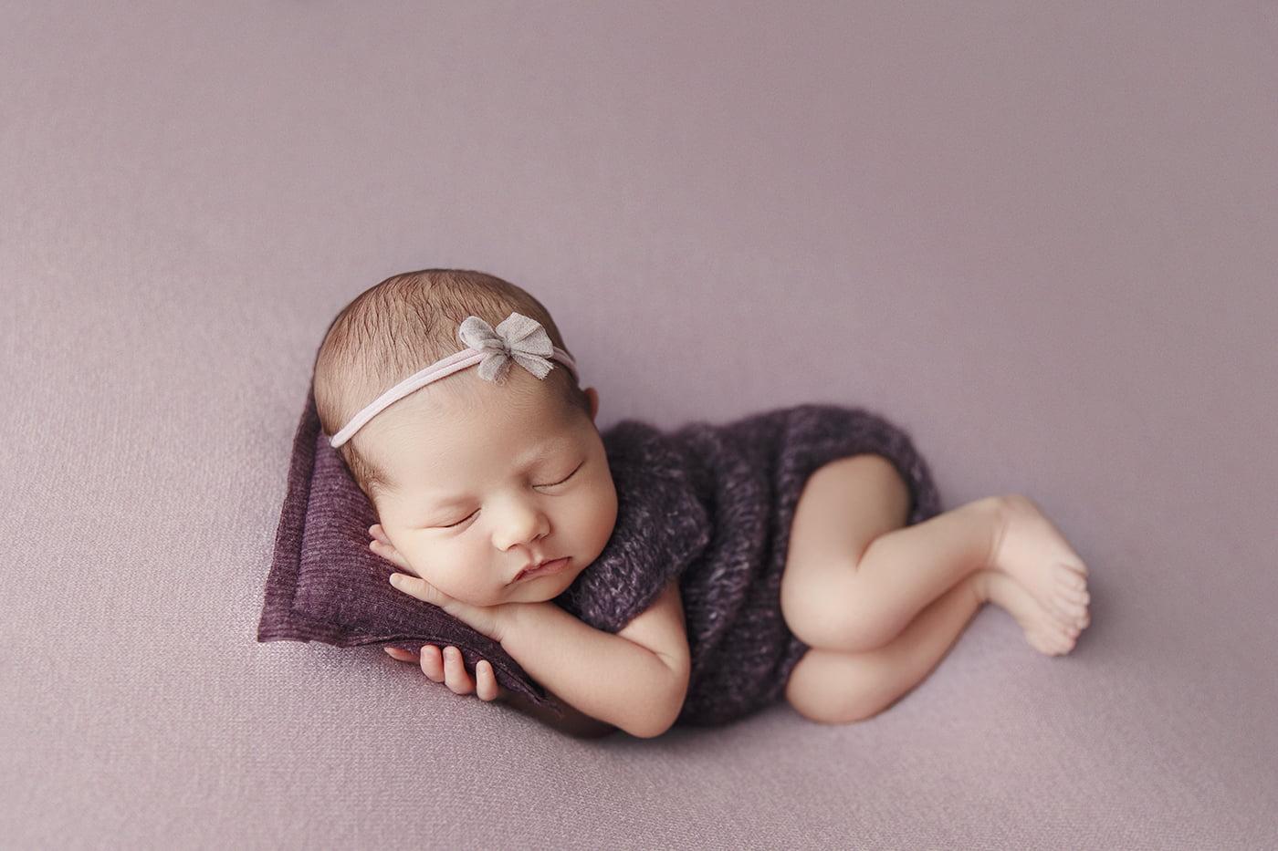 Madalina Vasile - fotograf de nou nascuti