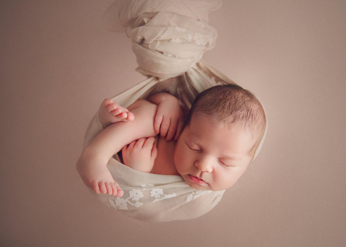 Josephine - Sedinta foto nou nascuti