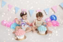 Aliona si Achim - Smash the Cake