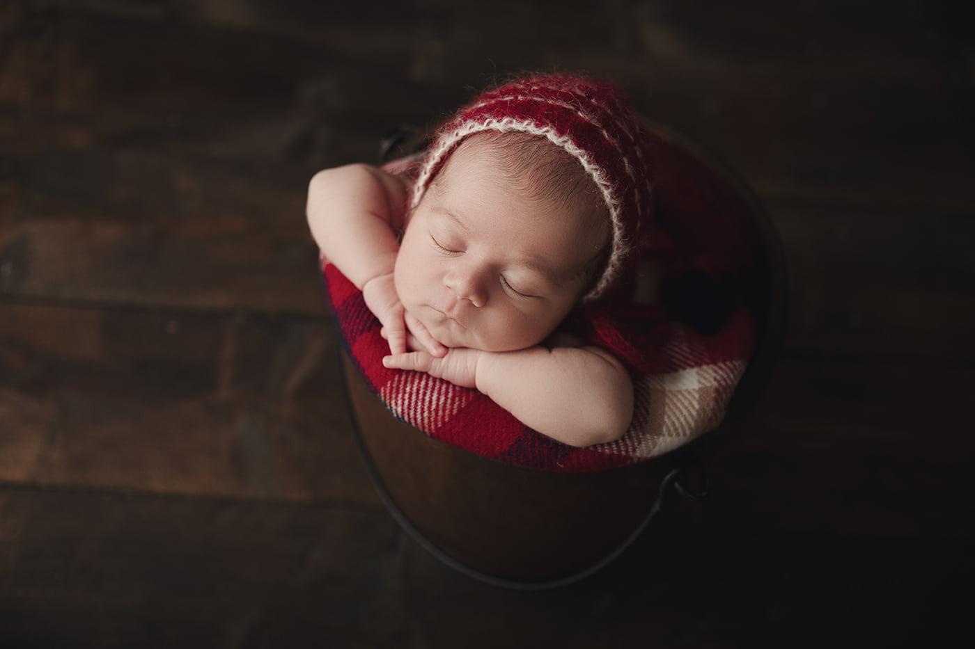 miruna - sedinta foto nou nascut