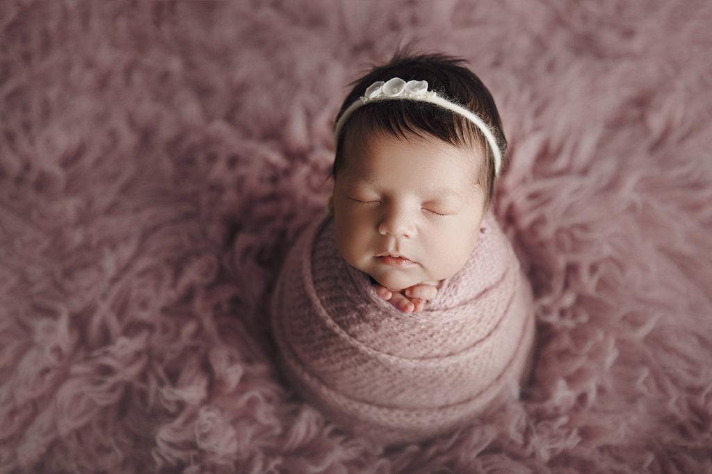 Maria - sedinta foto de nou nascuti