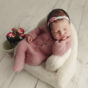 Sedinta foto de nou nascuti