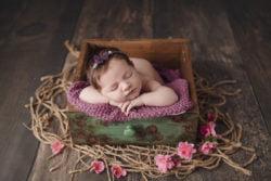 sedinta foto nou nascut
