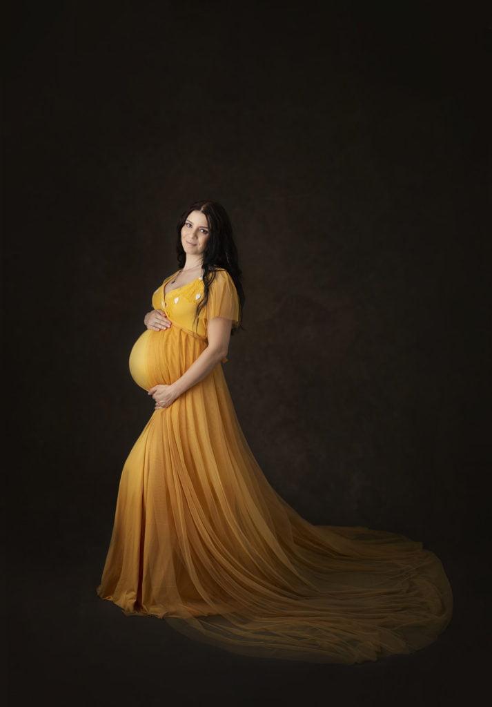 Sedinta foto de maternitate - Andreea