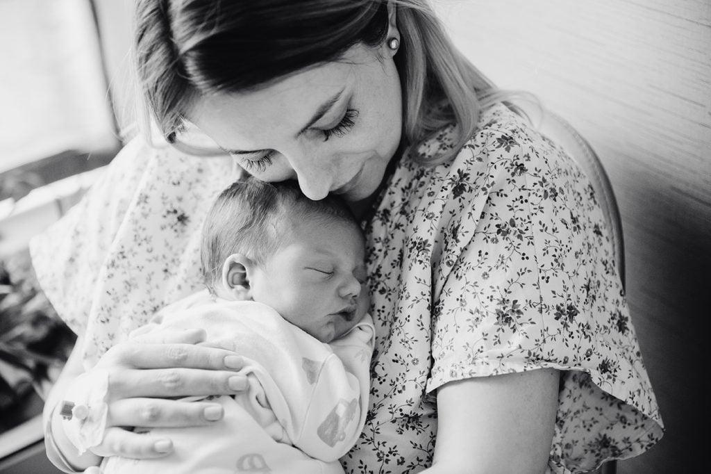 Sedinta foto nou nascuti maternitate
