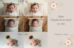 Mentoring editare foto nou-nascuti